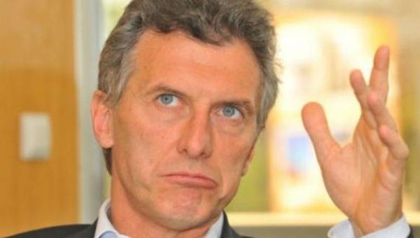 Macri is facing intense scrutiny over affiliated offshore operations.