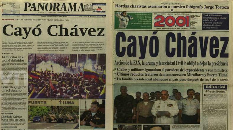 12 abril 2002:
