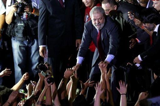 Lula da Silva lidera intención de voto para elecciones brasileñas