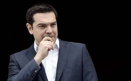 Greek Prime Minister Alexis Tsipras criticised the IMF in an article published in the Financial Times
