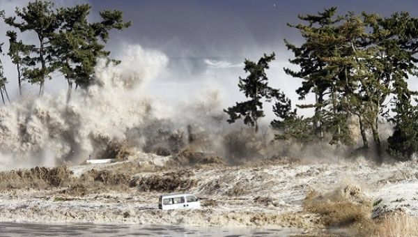 Five years ago, a powerful 9 magnitude quake in Japan caused a tsunami with waves of up to 130 feet high.