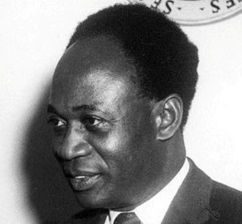 kwame nkrumah making anti colonialist