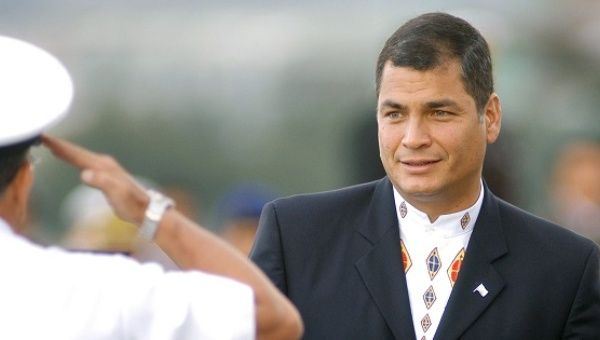 Rafael Correa could run for president again in 2017 if voters approve it through a referendum.