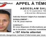 Handout file picture shows Belgian-born Salah Abdeslam on a call for witnesses notice released by the French Police Nationale information services on their twitter account November 15, 2015.