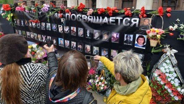 Ukrayna: 2 Mayıs Katliamının Yıldönümü Öncesinde Çatışma