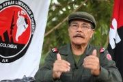 ELN leader Nicolas Rodriguez Bautista appears in this undated file photo.
