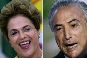 Vice President Michel Temer will take over the presidency from Dilma Rousseff if she is suspended from office to face investigation on route to impeachment.
