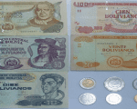 Bolivian currency