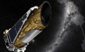 The unmanned Kepler space observatory, which launched in 2009, has been scanning 150,000 stars for signs of orbiting bodies, particularly those that might be able to support life (