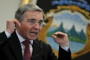 Former Colombian President Alvaro Uribe said on Friday that any foreign country should conduct a military intervention in Venezuela.