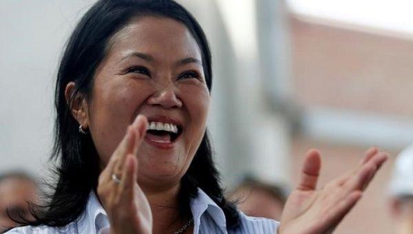 Keiko Fujimori Buddies Up with Convicted Extortionist ...