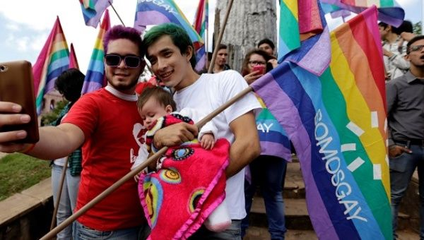 Colombian Export >> Latin America Most Accepting of LGBT People: Survey | News | teleSUR English
