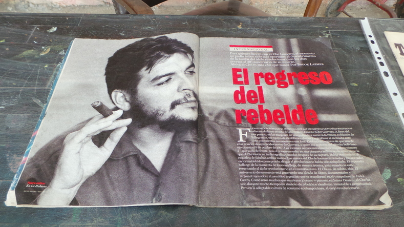Every aspect of Che Guevara