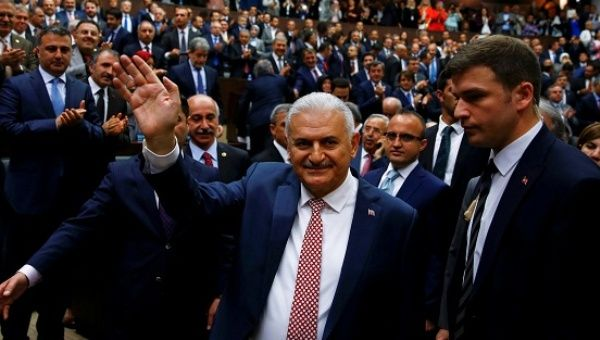 Turkey's Prime Minister Unveils Cabinet of Erdogan Loyalists ...