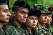 Members of the FARC-EP.