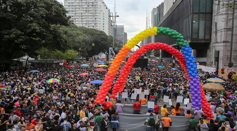 On the 128th anniversary of the abolition of slavery in Brazil, one of the world's most ethnically diverse nations, the coup government eliminated the ministry of women, racial equality and human rights. Ministries of Culture, Agrarian Development and Science and Technology were also eliminated, promoting a sharp backlash from all but his most ardent supporters such as the right-wing Free Brazil Movement.