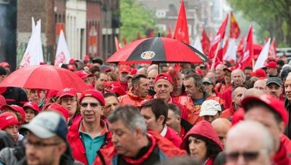 Avrupa: Protestolar ve Grevler Yükseliyor