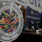 La espada de Bolívar en la OEA