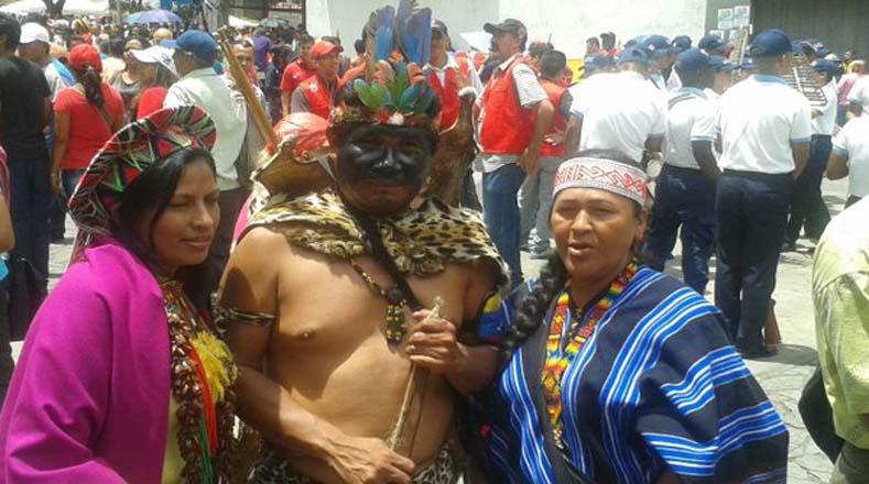 También se espera que el mandatario nacional entregue 11 títulos de demarcación de tierra a comunidades indígenas del país.