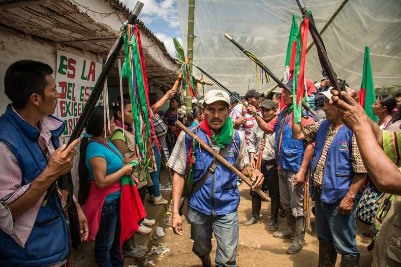 The department of Cauca is home to a large rural population and a history of radicalism.