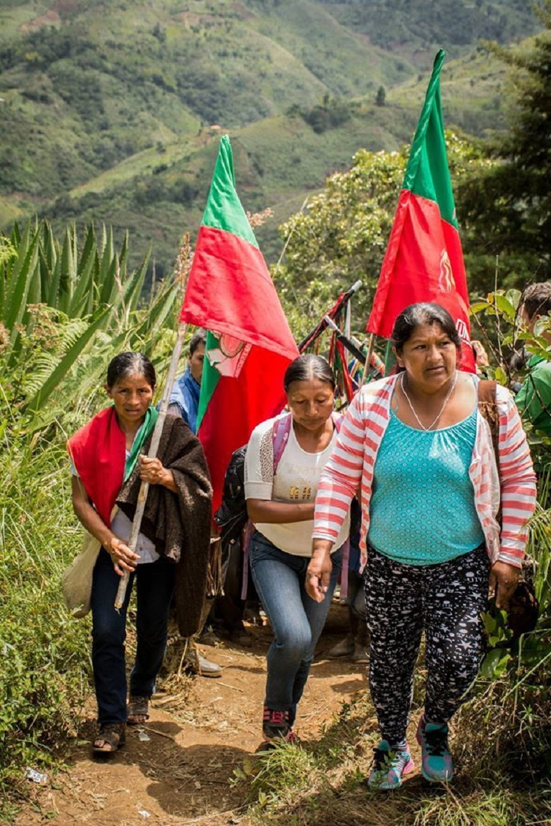 Meanwhile, international civil society groups have also called on the the Colombian security forces to comply with international standards on the use of force and respect for basic civil liberties.