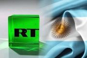 Macri suspends Russia Today from Argentine airwaves.