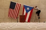 Unlike a state, Puerto Rico, a U.S. territory, is not allowed to declare bankruptcy.