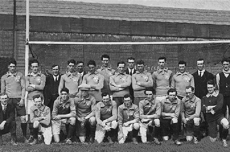 Following an Irish operation in which over 14 British intelligence agents were killed, British forces attacked a friendly football match between Dublin and Tipperary at Croke Park. The Tipperary captain Michael Hogan and thirteen spectators died at the scene and almost one hundred people were injured.