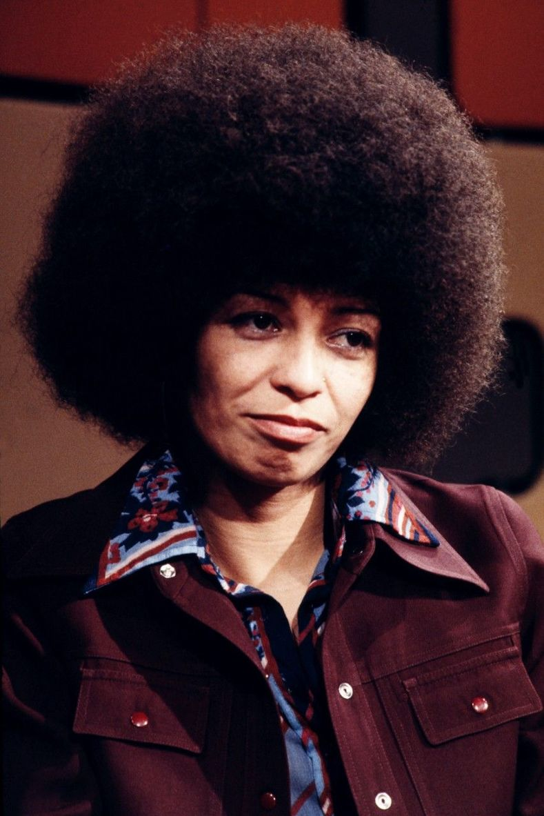 """Racism, in the first place, is a weapon used by the wealthy to increase the profits they bring in by paying Black workers less for their work."" – Communist Party member, scholar, and Black Panther ally Angela Davis."