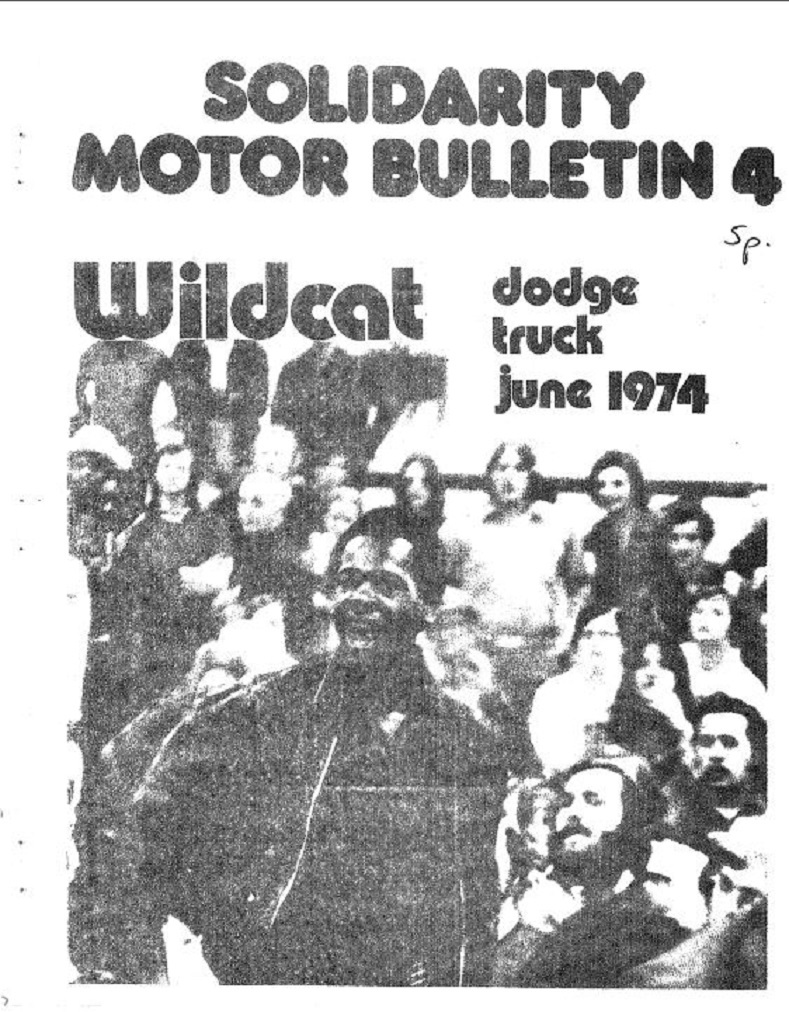 The Dodge Revolutionary Union Movement (DRUM) was a radical organization of Black autoworkers in Detroit, Michigan who were dissatisfied with working conditions at Chrysler and with the response of their union, the United Autoworkers (UAW), which they accused of blatant racism. DRUM members later formed the League of Revolutionary Black Workers.