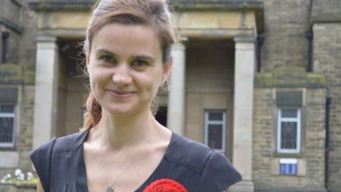 Jo Cox, Labour MP for Batley and Spen