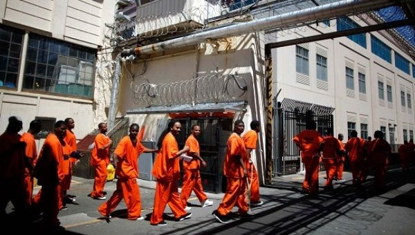 US Prisons Have 5 Times More Blacks Than Whites: Report ...