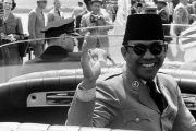 Sukarno was a leader in the struggle for an independent Indonesia.