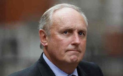 The Daily Mail editor-in-chief, Paul Dacre, has overseen the paper's support for the Brexit vote.