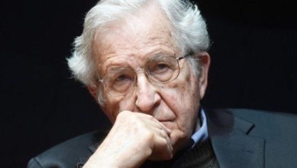 Noam Chomsky is an American linguist, philosopher, cognitive scientist, historian, logician, social critic, and political activist.