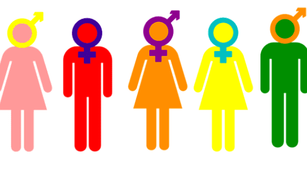 intersexuality and gender identity Intersexuality intersex variations occur (though rarely) in species which use sexual reproduction intersex people are born with sex characteristics that lie between.
