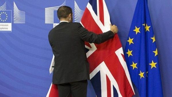 Parlamento Europea cito a reunión de emergencia tras triunfo del brexit