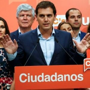 España: Ciudadanos pide al gobierno convocatoria de elecciones