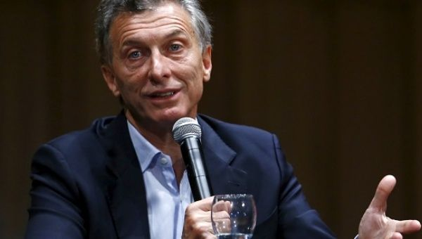 Argentine President Mauricio Macri was one of many world leaders named in the Panama Papers leak.