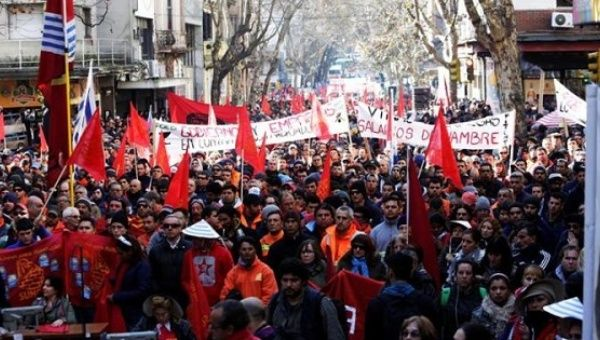 Uruguay'da Genel Grev
