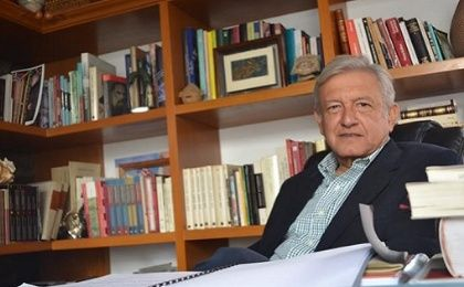 Lopez Obrador, a two-time presidential contender, former mayor of Mexico City and one of the country's best-known opposition political actors.