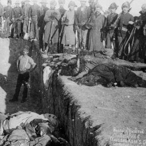 Wounded knee date in Australia