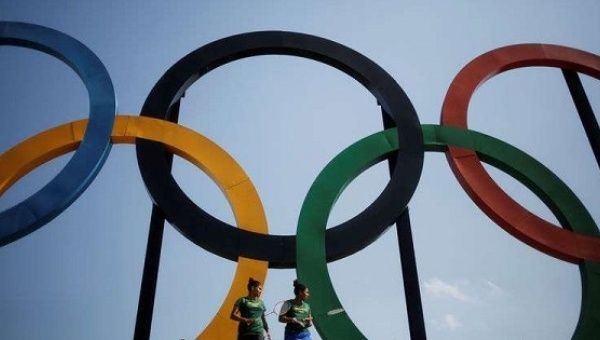 The organizing commission began a safe sex campaign to protect Olympic athletes.