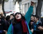 Students in Chile have previously held strikes against educational reforms