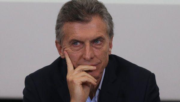 El pueblo argentino rechaza las políticas neoliberales impuestas por Mauricio Macri.