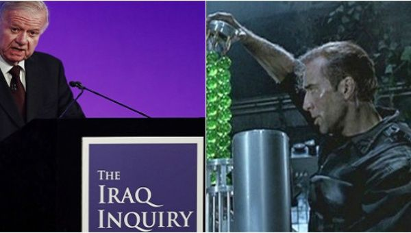 Sir John Chilcot said Blair should not have accepted the intelligence reports on Saddam