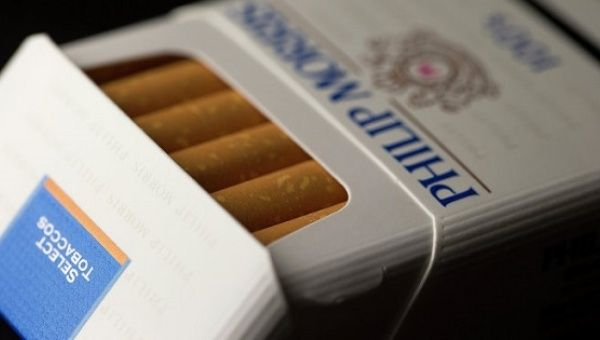 Philip Morris lost its lawsuit against the Uruguayan government