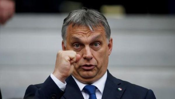 Hungary's Anti-Immigrant PM Applauds Trump's Security ...