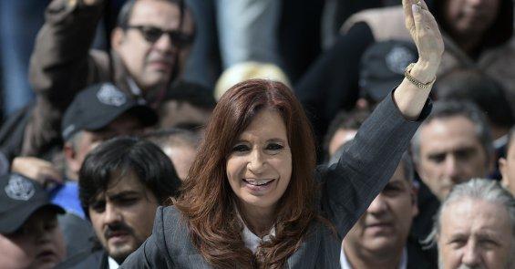 Argentina: Cristina Fernández lidera encuesta en Argentina para senadora