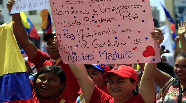 Esta comunidad también busca acercarse al Ejecutivo con propuestas y mejoras de políticas públicas para los inmigrantes colombianos en el territorio venezolano.